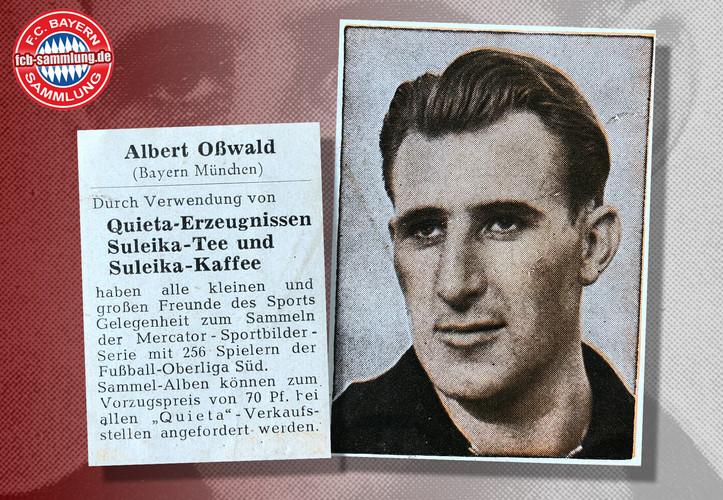 Albert Oßwald