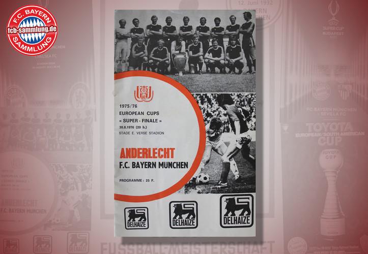 Supercup 1976