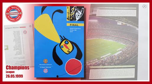 Europapokal 1999