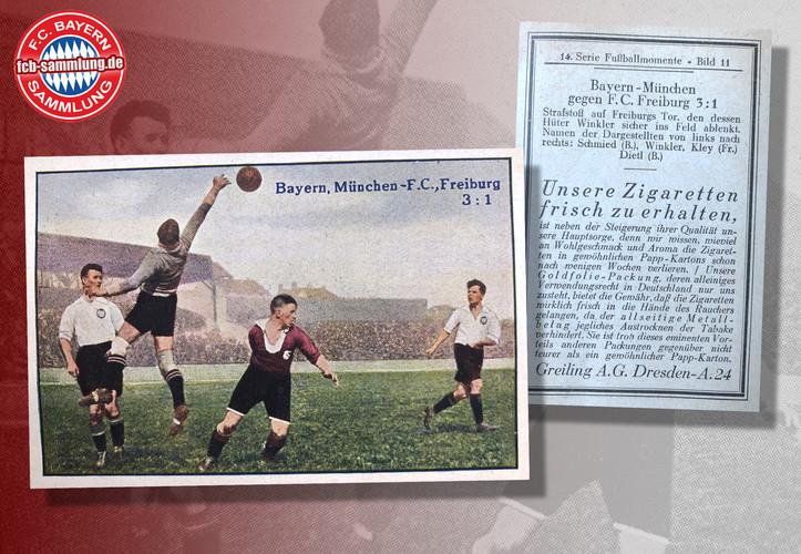 FC Bayern - FC Freiburg