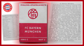 Stalling Sportbildheft 1949/50