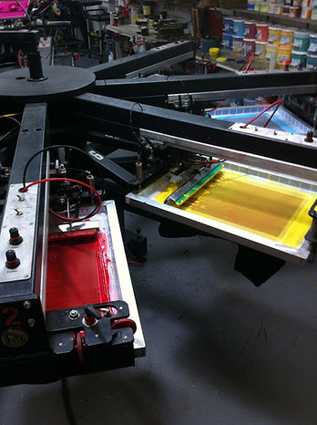 Custom Screen Printing Denver Colorado