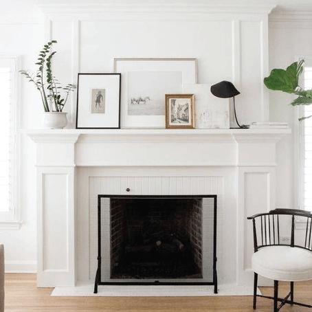Comment personnaliser votre mur de foyer ?