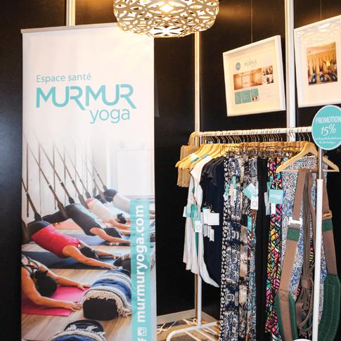 KIOSQUE murmur yoga
