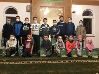 IPA Sarajevo Božijom voljom ove godine počinje podjelu Bajramskih paketića našoj djeci u redovnoj me