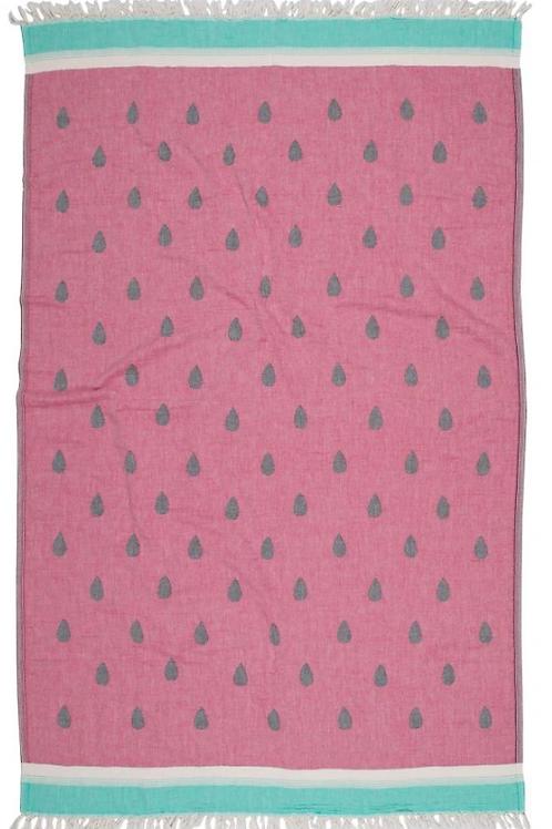 Watermelon Turkish Towel