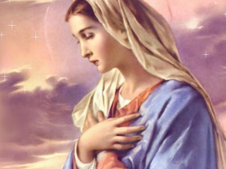 How Mother Mary Can Help Heal Your Feminine Pain.