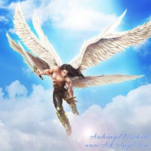 How to call upon Archangel Michael's energy of protection
