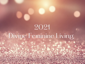 2021 A Time for a New Way of Living.