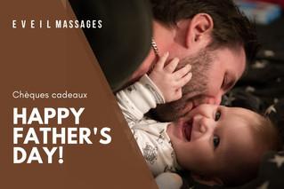 Fête des pères !