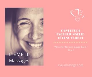 L' E V E I L massages