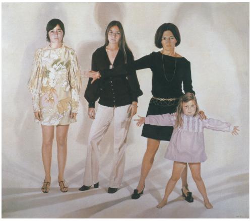 Julia & Her Daughters