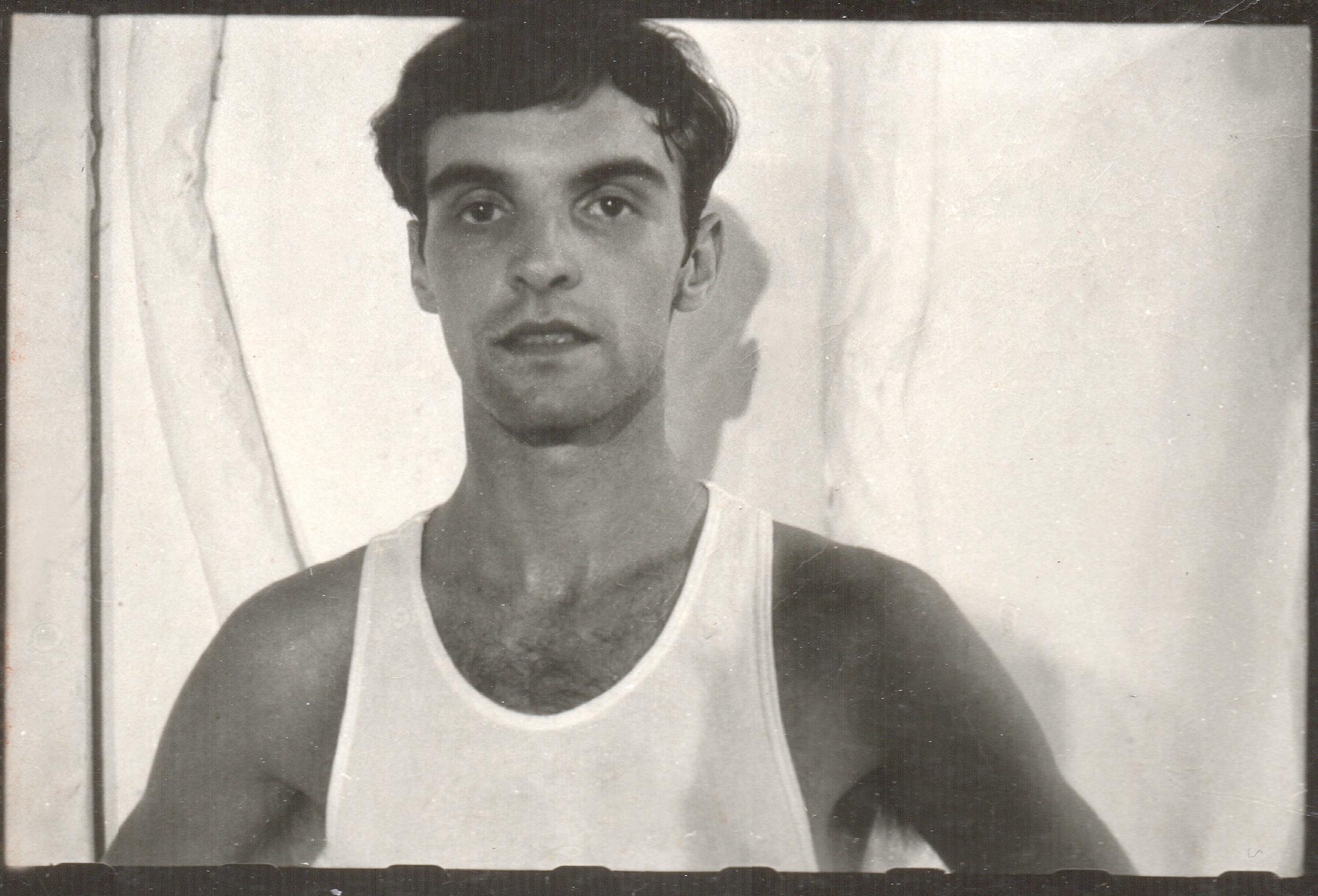 Freddie Herko I