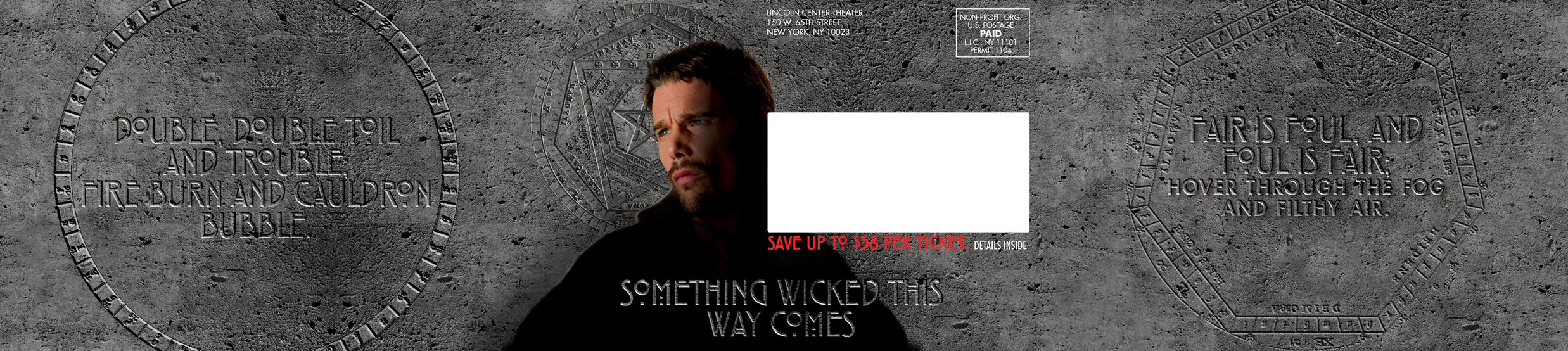 Macbeth Direct Mail