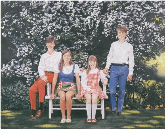 The Hughes Children