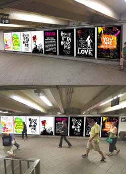 Subway Station Take-Over