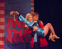 Ivanka and Jared Save the World!