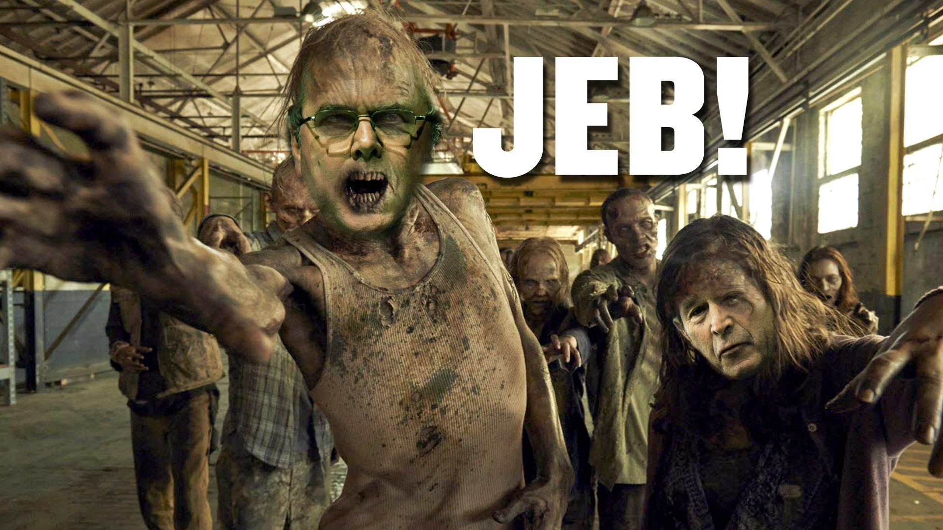 Jeb Walking Dead