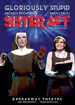 Sister Act Bachmann & Palin