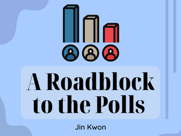 A Roadblock to the Polls