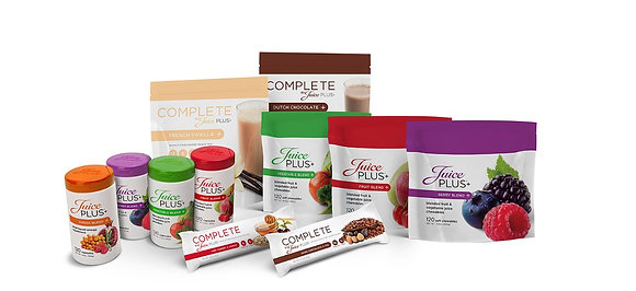 Juice Plus: https://robynnpaxton.juiceplus.com/ - Follow Link to Purchase