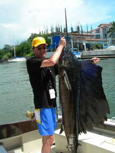 ¡Cuando te llevaste el gran pez!