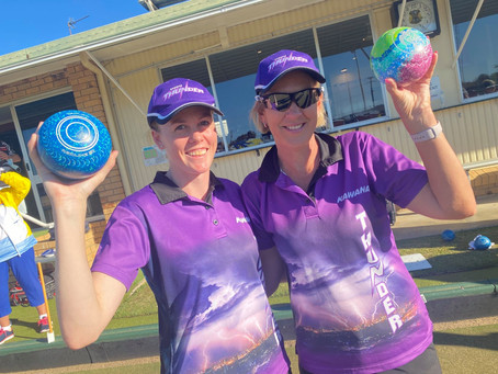 Woombye hosts 2021 District Club Champion Pairs
