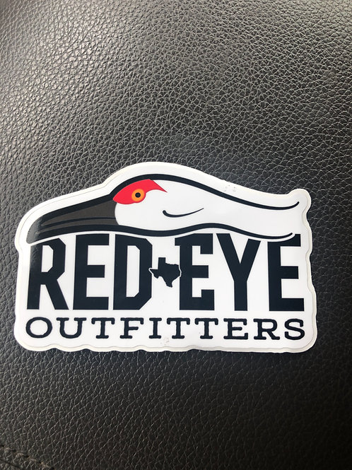 REO Sticker