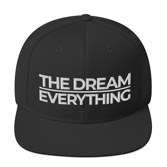 THE DREAM OVER EVERYTHING SNAPBACK