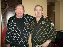 Joe & Geoff Booth 2
