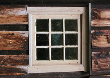 Window to nothing