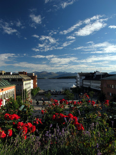 Downtown Molde