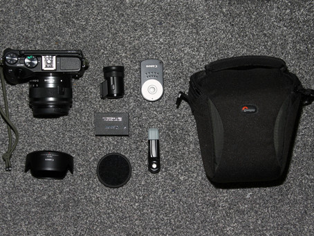 The bag that fits the camera