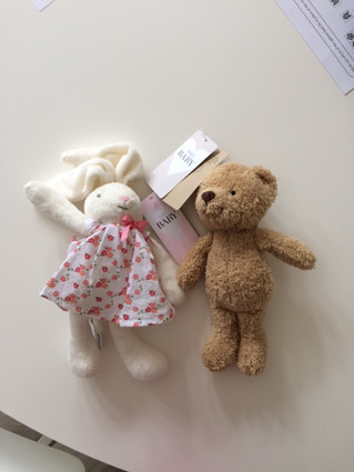 M&S donate two teddies