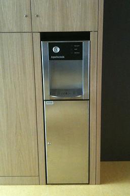 Trinkwasserspender Speziallösungen