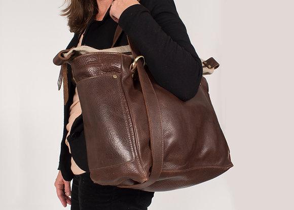 The Weekend Bag (Brown)