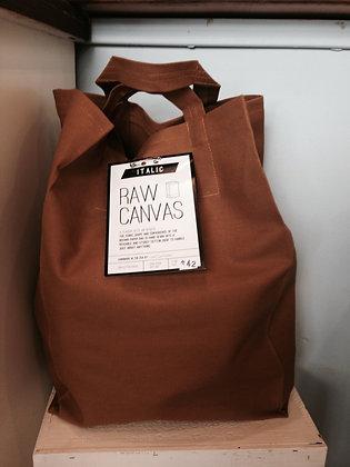 The Market Bag - Reusable Canvas Shopping Bag