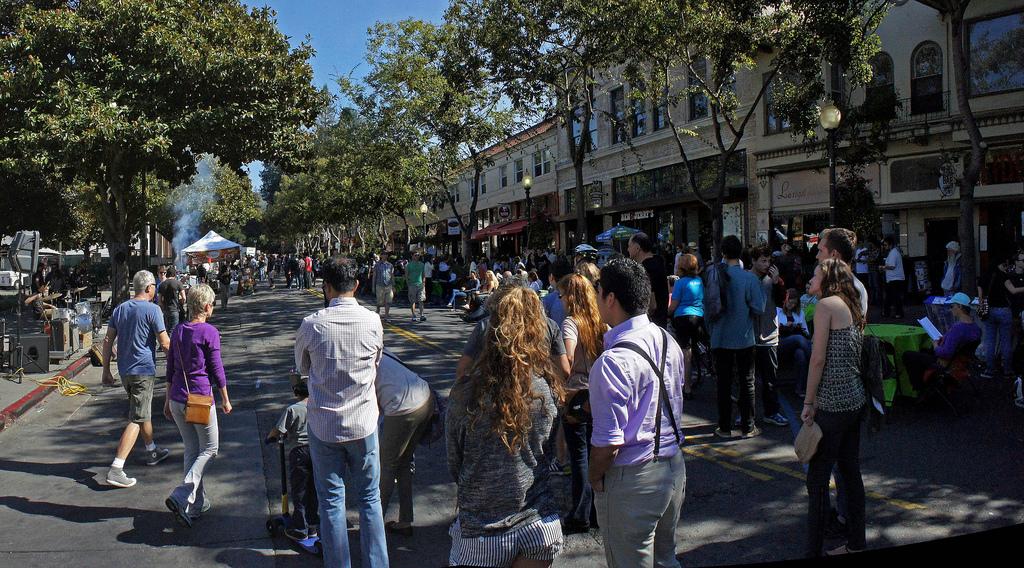 Center Street, Berkeley