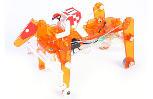 Mechanical Racehorse - Galloping Type