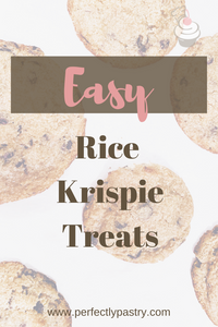 Quick and Easy Rice Krispie Bars