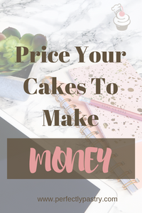 Price your cakes with confidence