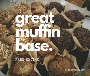 Great Muffin Base Recipe