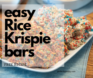 Easy Rice Krispie Bars
