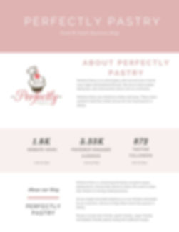 Perfectly Pastry Media Kit Page 1