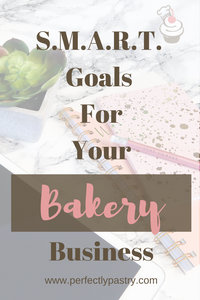 Set SMART Goals For Your Bakery Business