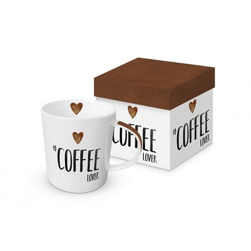 Beker 'Coffee lover'