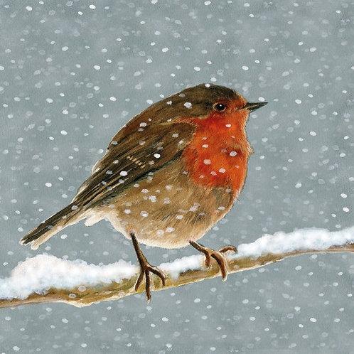 Servetten 'Snow is falling' van PPD 33 x 33 cm