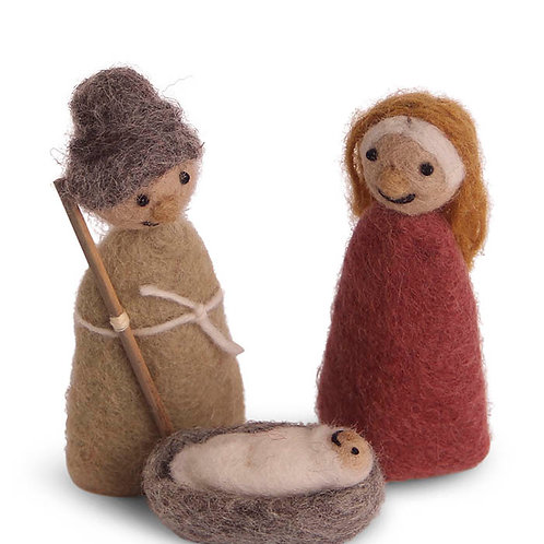 Jezus, Maria en Jozef