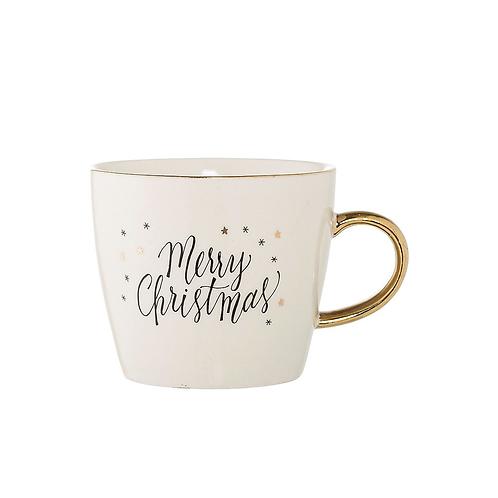 Beker Merry Christmas van Bloomingville
