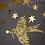 Thumbnail: Gouden vogel met sterren